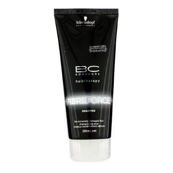Schwarzkopf BC Fibre Force Shampoo (For Extremely Damaged Hair)  200ml/6.7oz