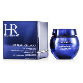 Helena Rubinstein Life Pearl Cellular La Crema Suntuosa (Hecha en Japón)  50ml/1.71oz