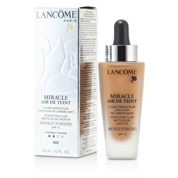 Lancome Miracle Air De Teint Fluido Perfeccionante SPF 15 - # 045 Sable Beige  30ml/1oz