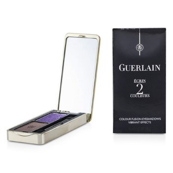 Guerlain Ecrin 2 Couleurs Sombra de Ojos Fusi�n de Color - # 09 Two Vip  2x2g/0.07oz
