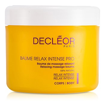 Decleor Relax Intense Relaxing Massage Balm (Salon Size)  500ml/16.9oz