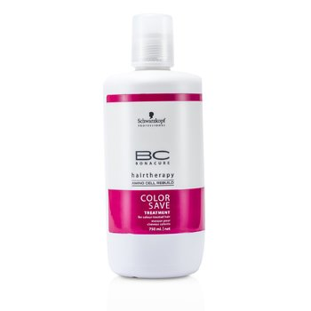 Schwarzkopf Kuracja do włosów farbowanych BC Color Save Treatment (For Colour-Treated Hair)  750ml/25oz