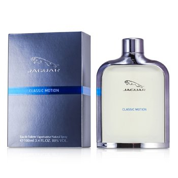 Jaguar Classic Motion Eau De Toilette Spray  100ml/3.4oz