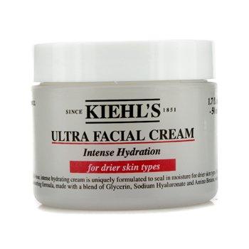 Kiehl's Ultra Facial Cream Intense Hydration - For Drier Skin Types  50ml/1.7oz