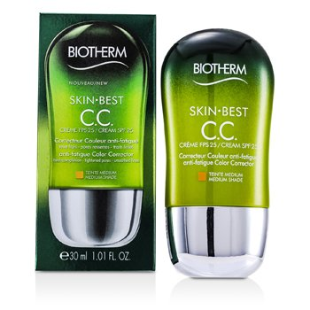 Biotherm Skin Best Crema CC SPF 25 - # 1 Medium  30ml/1.01oz