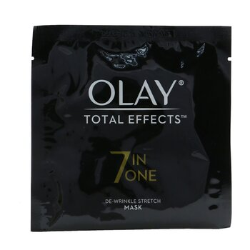 Olay Total Effects De-Wrinkle Firming Stretch Mask  5pcs