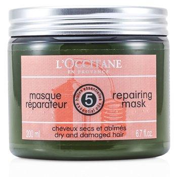 לאוקסיטן Aromachologie Repairing Mask מסכה לתיקון השיער (עבור שיער יבש ופגום)  200ml/6.7oz