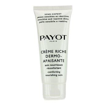 Payot Sensi Expert Creme Riche Dermo-Apaisante Cuidado Confortante Nutritivo (Tamaño Salón)  100ml/3.3oz