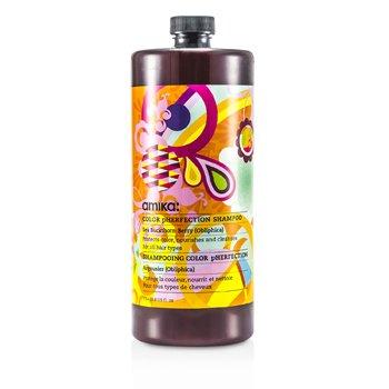 Amika Color Pherfection شامبو(لجميع أنواع الشعر)  1000ml/33.8oz