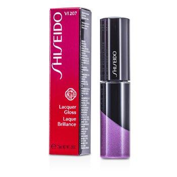 Shiseido Lacquer Gloss - # VI207 (Nebula)  7.5ml/0.25oz