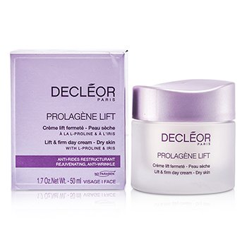 Decleor Prolagene Lift Lift & Firm Day Cream (Pele seca)  50ml/1.7oz