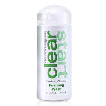 Dermalogica Clear Start Breakout Clearing Foaming Wash  177ml/6oz