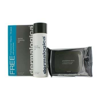Dermalogica Special Cleansing Gel (Free Gift: PreCleanse Wipes 10 Pack)  250ml/8.4oz