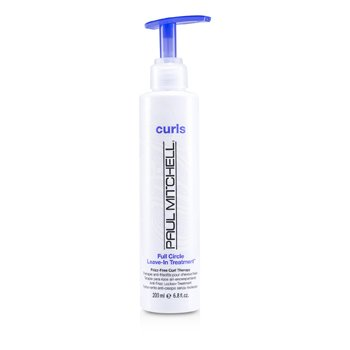 Paul Mitchell Curls Full Circle Tratamiento Sin Enjuague  200ml/6.8oz