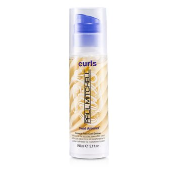 Paul Mitchell Curls Twirl Around Definidor de Rizos Sin Aplastar  150ml/5.1oz