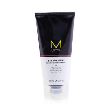 Paul Mitchell Mitch Steady Grip Gel Agarre Firme/Brillo Natural  150ml/5.1oz