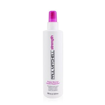 Paul Mitchell Strength Tratamiento Líquido Super Fuerte  250ml/8.5oz