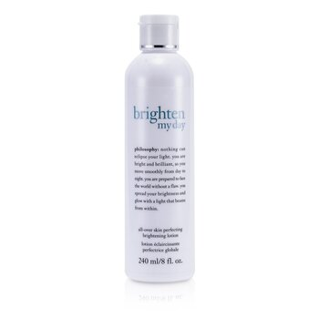 Philosophy Brighten My Day All-Over Loción Iluminante Perfeccionante de Piel  240ml/8oz