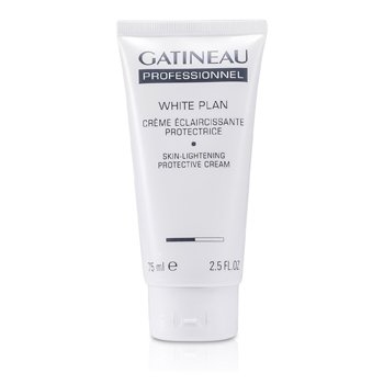 Gatineau White Plan Skin-Lightening Protective Cream (Salon Size)  75ml/2.5oz