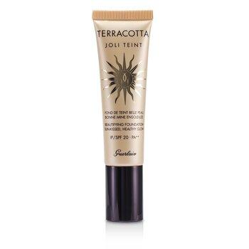 Guerlain Terracotta Joli Teint Base Embellecedora SPF 20 - # Medium  30ml/1oz