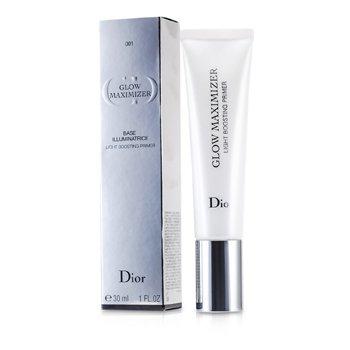 Christian Dior Glow Maximizer Light Boosting Primer - # 001  30ml/1oz