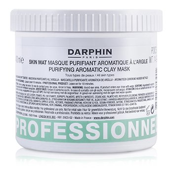 Darphin Skin Mat Purifying Aromatic Clay Mask (Salon Size)  400ml/14.9oz