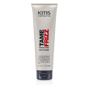 KMS California Tame Frizz Taming Creme (Controls Frizz with Light Hold)  125ml/4.2oz