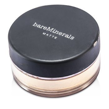BareMinerals Matující make-up široké spektrum ochrany BareMinerals Matte Foundation Broad Spectrum SPF15 - Golden Fair  6g/0.21oz