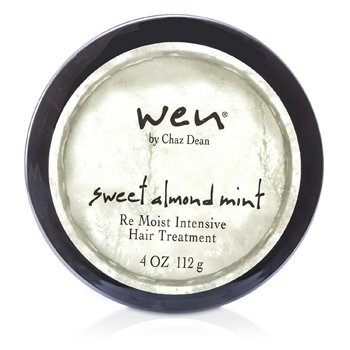 Wen Sweet Almond Mint Re Moist Intensive Hair Treatment  112g/4oz