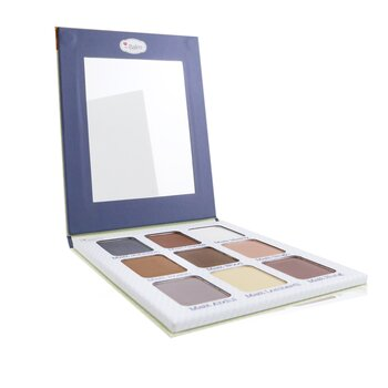 TheBalm Meet Matte Nude - Matte Eyeshadow Palette  25.5g/0.9oz