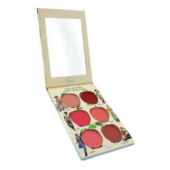 TheBalm How Bout Them Apples Cheek And Lip Cream Palette  20g/0.7oz