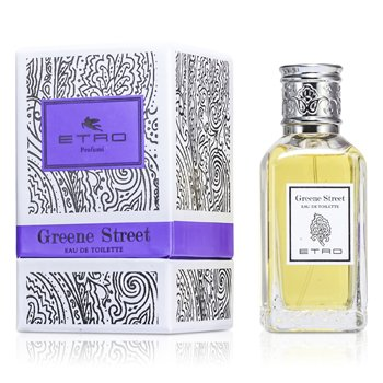 Etro Greene Street Eau De Toilette Spray  50ml/1.7oz