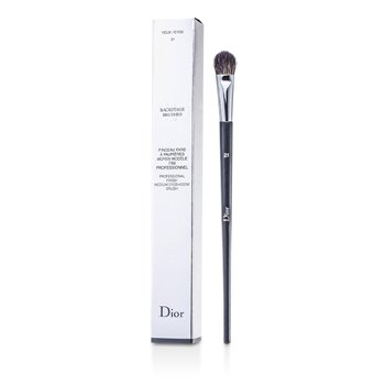 Christian Dior Backstage Brushes Professional Finish Medium Eyeshadow Brush - Kuas Pewarna Mata