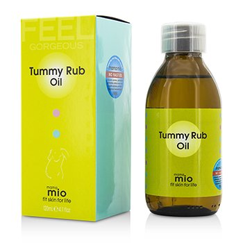 Mama Mio The Tummy Rub Oil  (Salon Size)  120ml/4oz