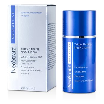 Neostrata Skin Active Crema de Cuello Reafirmante Triple  80ml/2.8oz