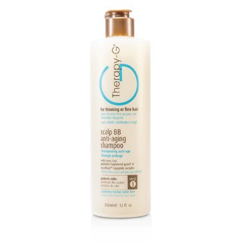 Therapy-g Scalp BB Anti-Aging Shampoo (For Thinning or Fine Hair)  350ml/12oz