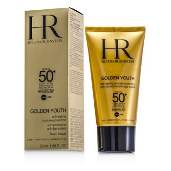 Helena Rubinstein Golden Youth Protección Cuidado Solar SPF 50+  50ml/1.69oz