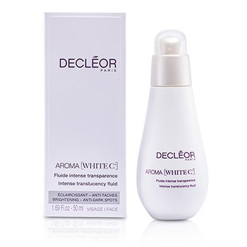 Decleor Aroma White C+ Intense Fluído Translucidez  50ml/1.69oz