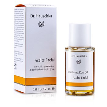 Dr. Hauschka Clarifying Day Oil  30ml/1oz