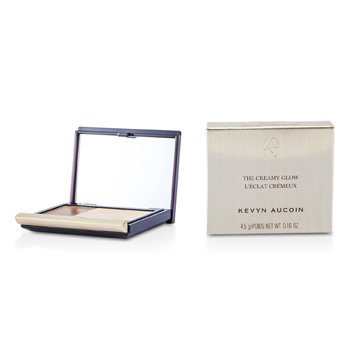 Kevyn Aucoin El Brillo Cremoso Duo - # Duo 4 Sculpting Medium/Candlelight  4.5g/0.16oz