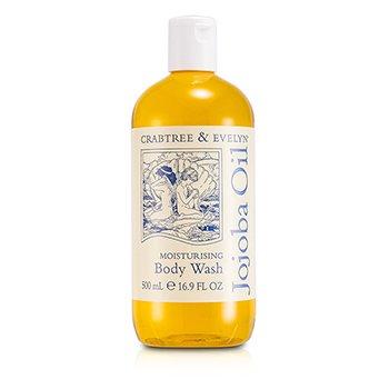 Crabtree & Evelyn Żel do mycia ciała Jojoba Oil Moisturising Body Wash  500ml/16.9oz