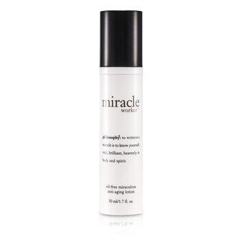 Philosophy Miracle Worker Loțiune Miraculoasă Anti-Îmbătrânire Fără Ulei  50ml/1.7oz