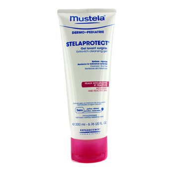 Mustela Stelaprotect Extra-rich Cleansing Gel  200ml/6.76oz