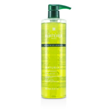 Rene Furterer Naturia Extra-Gentle Balancing Shampoo - For Frequent Use (Salon Product)  600ml/20.29oz
