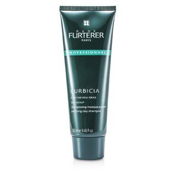 Rene Furterer Curbicia Champ� Arcilla Purificante - Para Cuero Cabelludo Graso (Producto Sal�n)  250ml/8.45oz