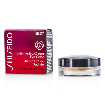 Shiseido Crema Brillante Color de Ojos - # BE217 Yuba  6g/0.21oz