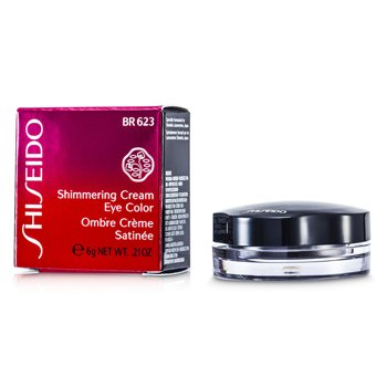 Shiseido Shimmering Cream Eye Color - # BR623 Shoyu  6g/0.21oz