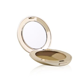 Jane Iredale Trio oční stíny PurePressed Triple Eye Shadow - Golden Girl  2.8g/0.1oz