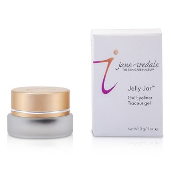 Jane Iredale Gelové oční linky Jelly Jar Gel Eyeliner - # Black  3g/0.1oz