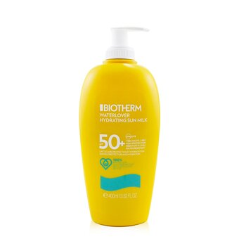 Biotherm Lait Solaire SPF 50 UVA/UVB Protection Melting Milk  400ml/13.52oz